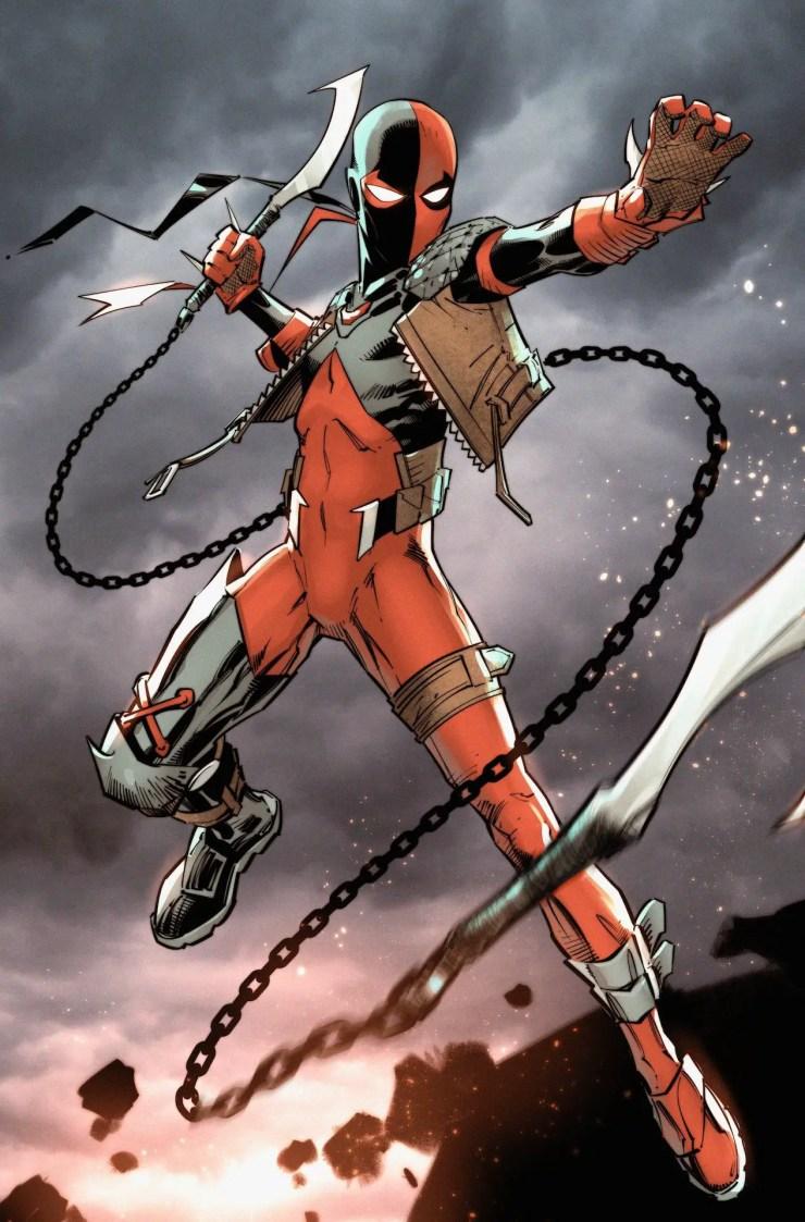 DC Preview: Robin #1