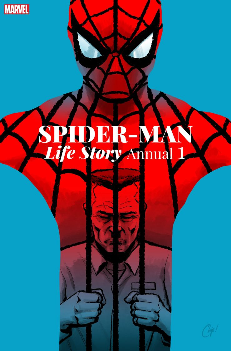Chip Zdarsky and Mark Bagley join forces on 'Spider-Man: Life Story Annual' #1