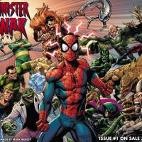 Marvel announces 'Sinister War' series spinning out of 'Amazing Spider-Man'