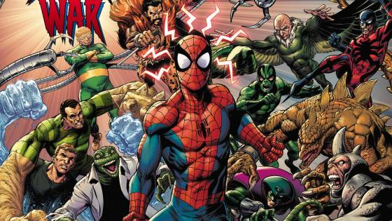 Marvel announces 'Sinister War' story in Nick Spencer's 'Amazing Spider-Man'