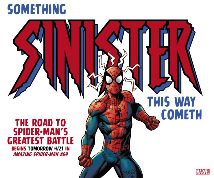 Something Sinister Amazing Spider-Man