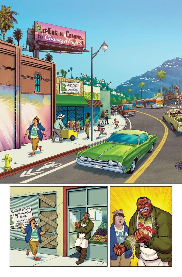 Kickstarter Alert: 'Stoned Master' comic