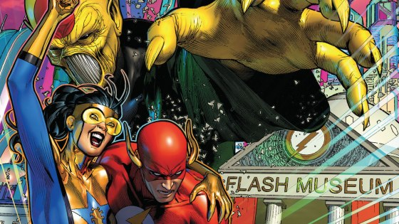 DC Preview: The Flash #769