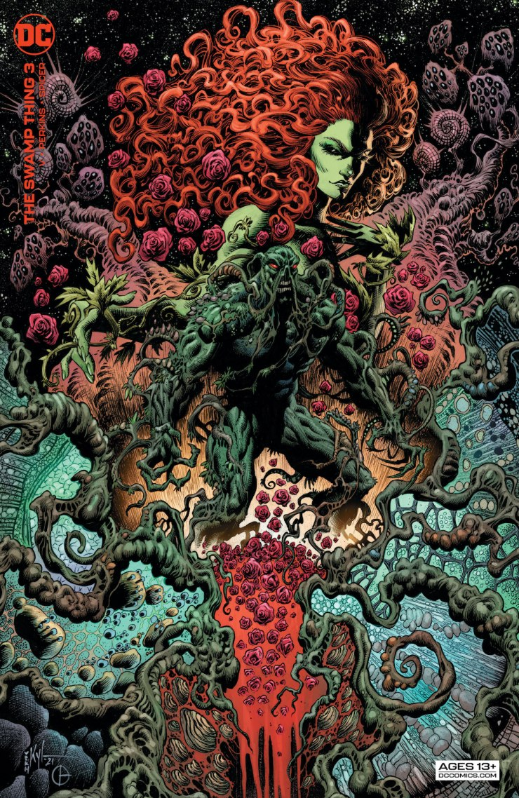 DC Preview: The Swamp Thing #3