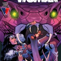 DC Preview: Wonder Woman #771