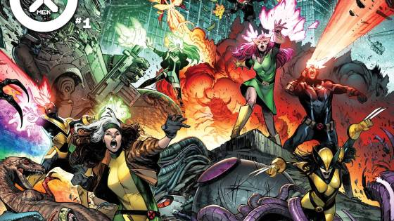 Marvel announces 'X-Men' #1 team lineup for July relaunch
