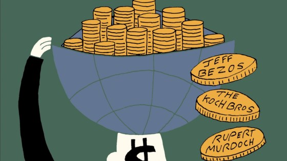 'Billionaires' is an essential real-life super villain origin story
