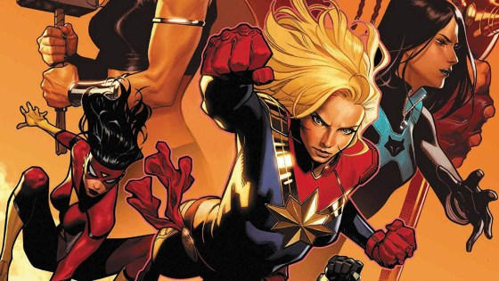 'Captain Marvel Vol. 5: The New World' is an exciting new challenge for Carol Danvers