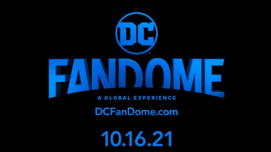 DC Comics announces DC FanDome 2021 for October 16th