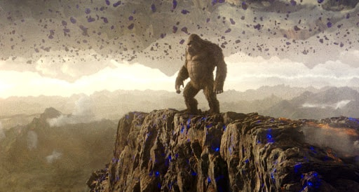 Kong in the hollow Earth