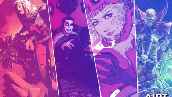 July 2021 Image Comics solicitations: Sweet Paprika, Spawn and more