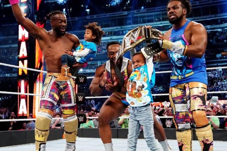 Kofi Kingston WrestleMania