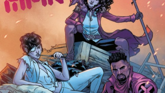 'Marauders' #19 gives plenty of characters a chance to shine