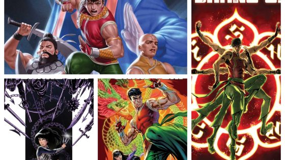 Marvel shows off every 'Shang-Chi' #1 cover out May 19