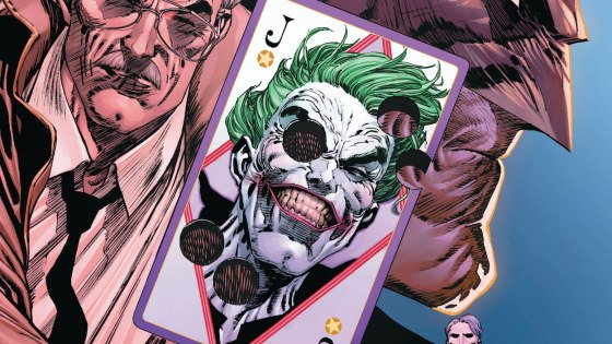 DC Preview: The Joker #2