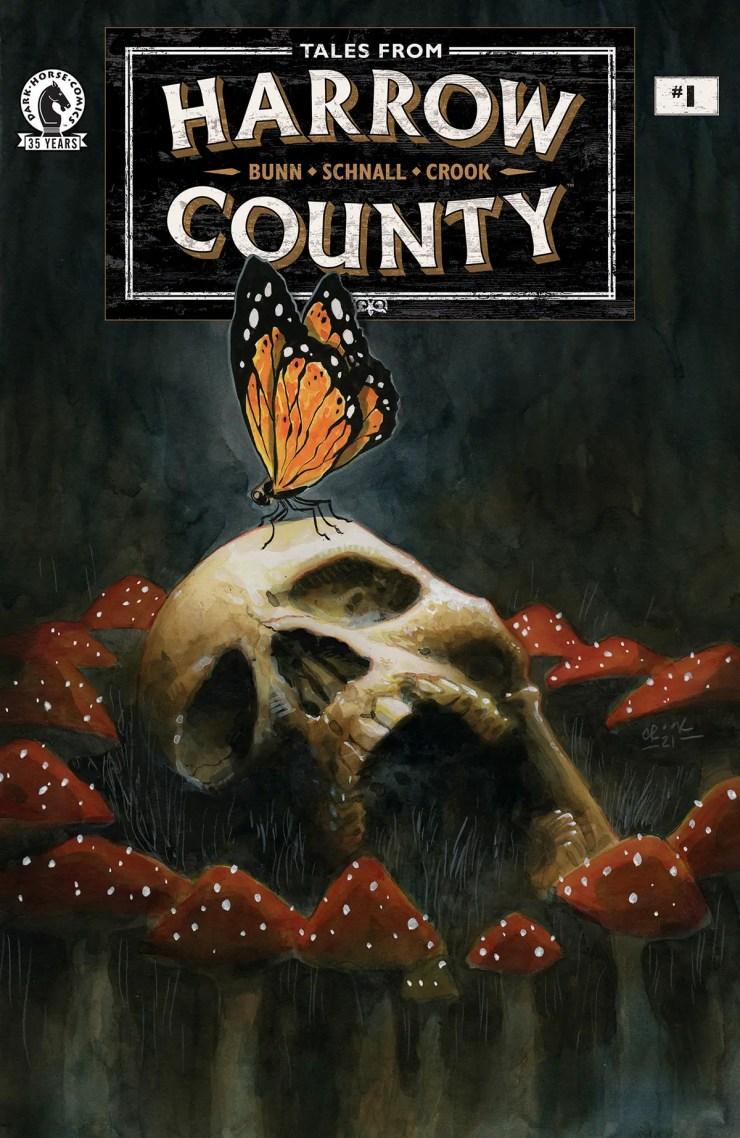 Dark Horse announces 'Tales from Harrow County: Fair Folk' for July 2021