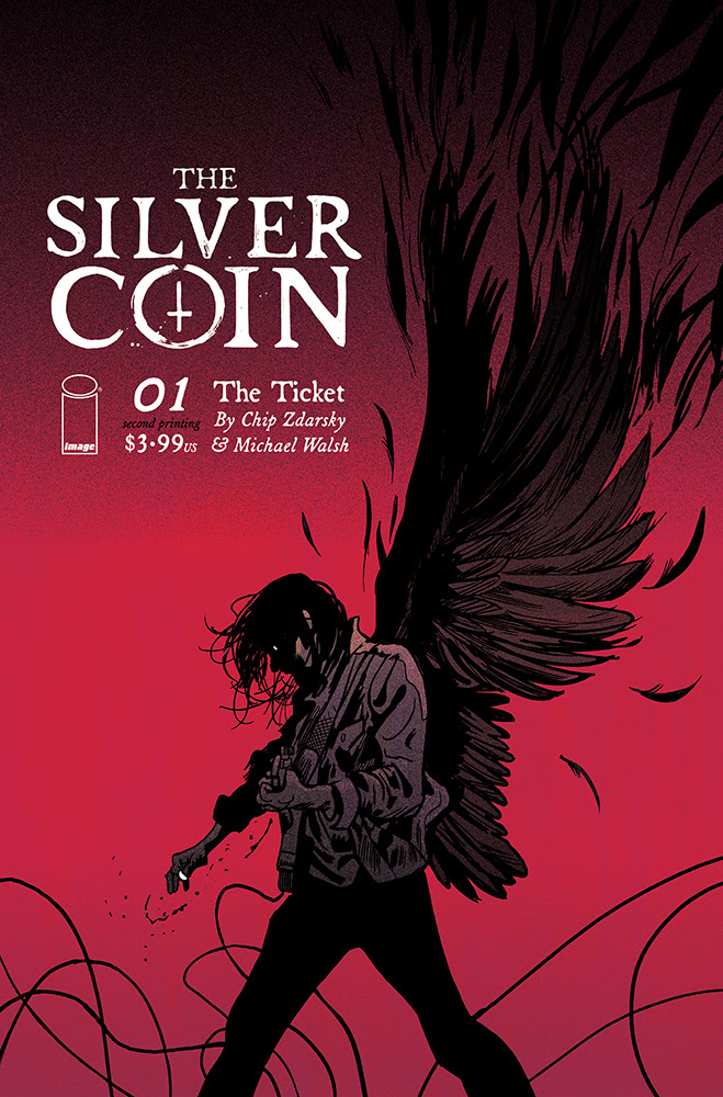 Image Comics announces 'The Silver Coin' going back to print