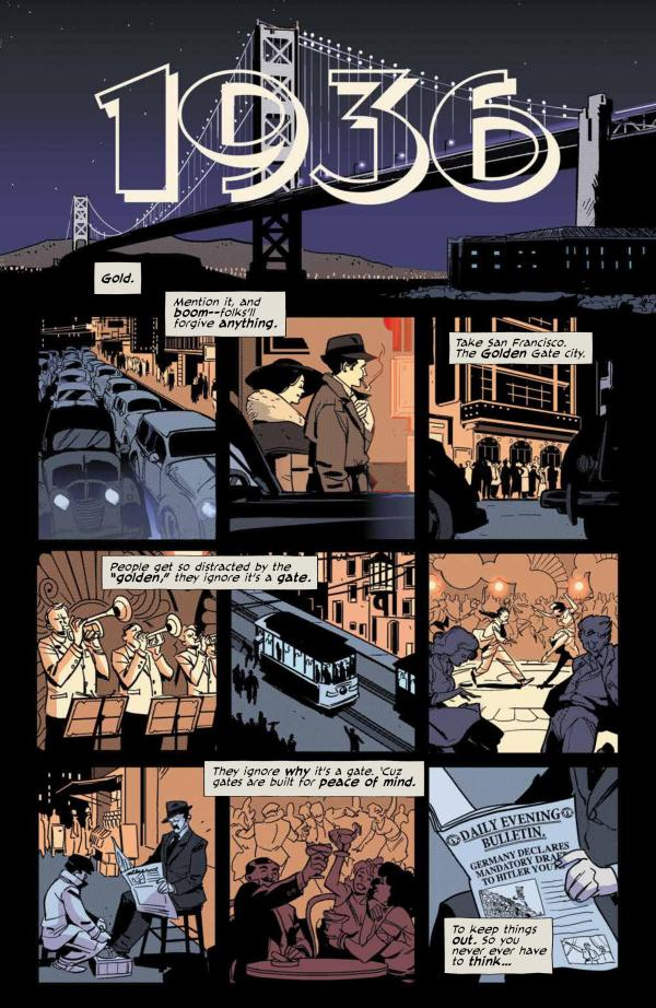 'The Good Asian' #1 review