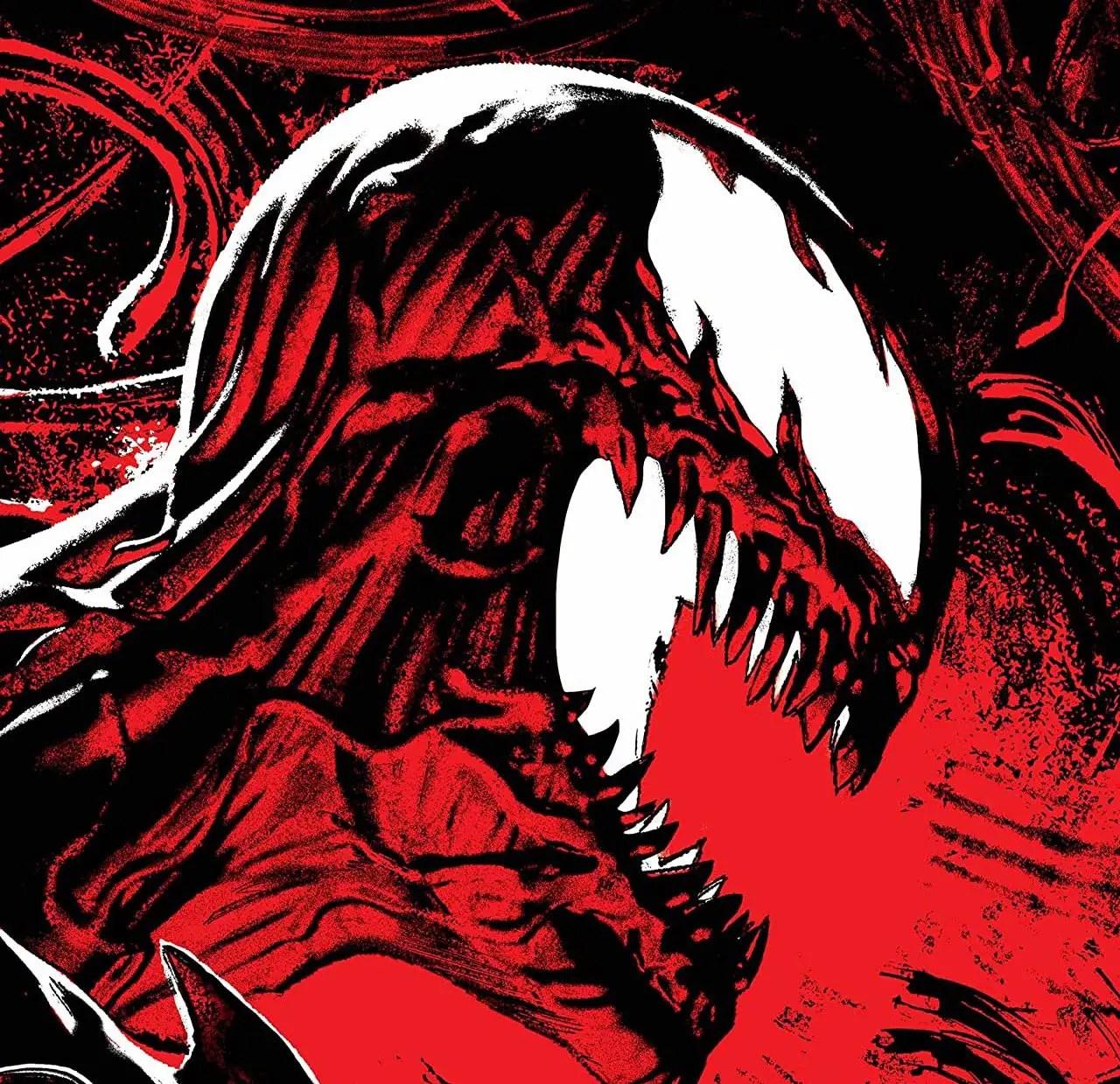'Carnage: Black, White & Blood' #3 shows great range
