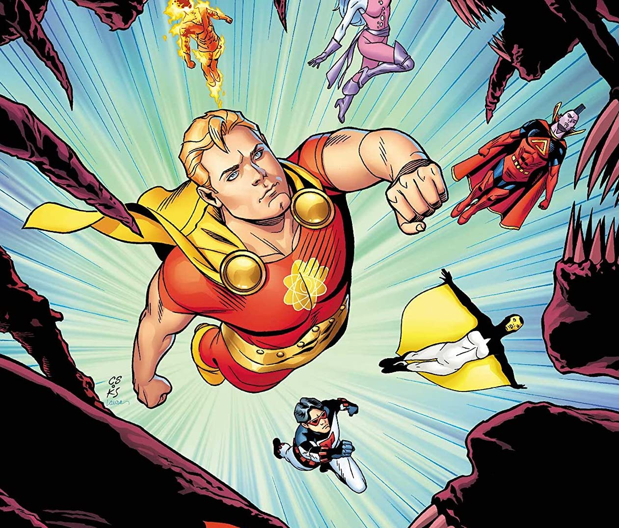 Hyperion and the Imperial Squad #1