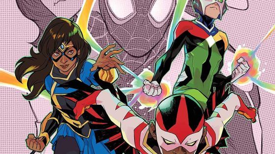 'Heroes Reborn: Young Squadron' #1 is for the lover of superheroes and origin stories