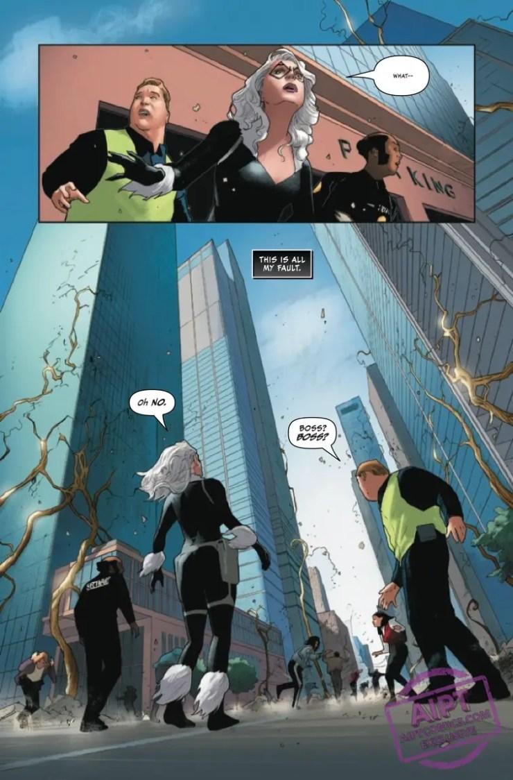 EXCLUSIVE Marvel Preview: Black Cat #6