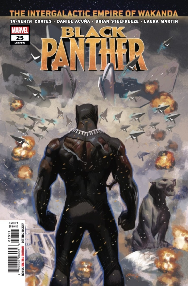 Black Panther #25