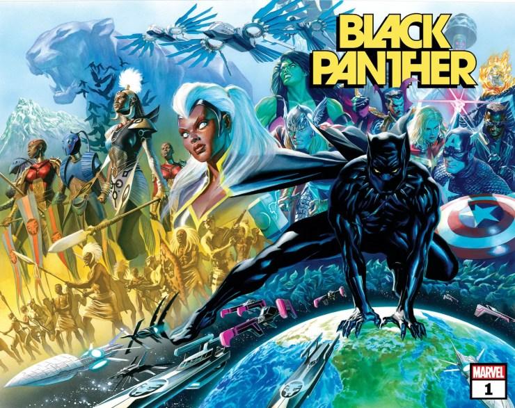 Black Panther John Ridley Alex Ross