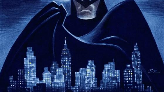 Batman: Caped Crusader