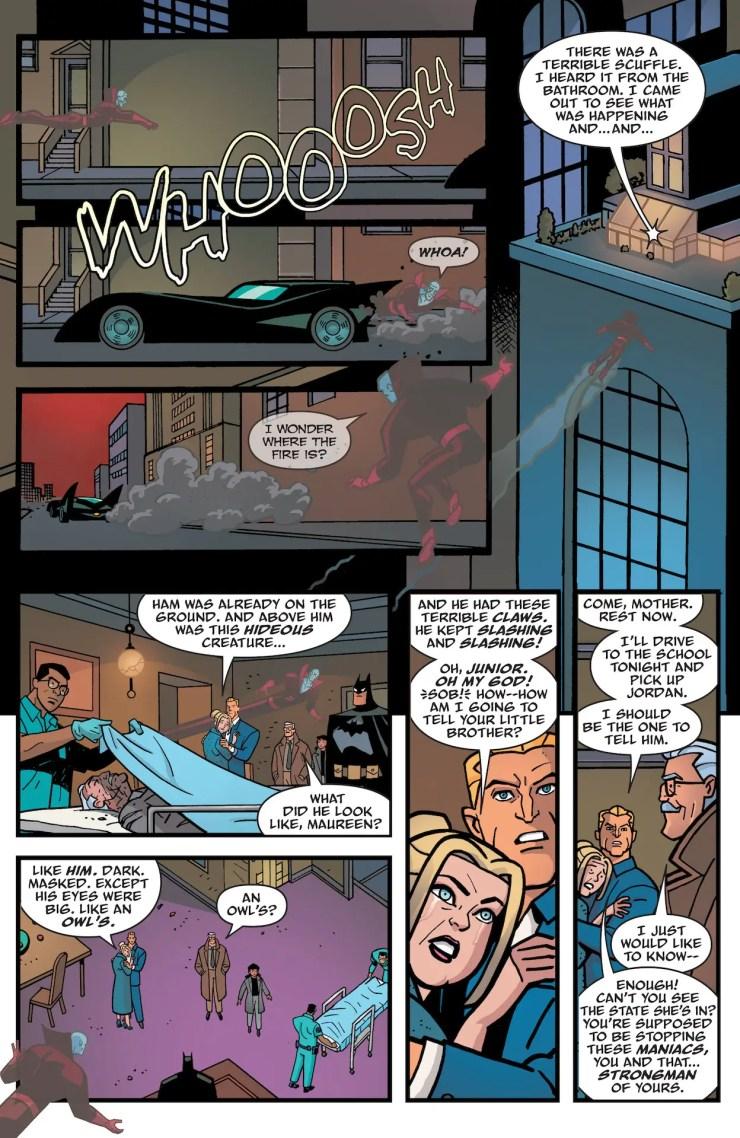 DC Preview: Batman The Adventures Continue Season Two #1