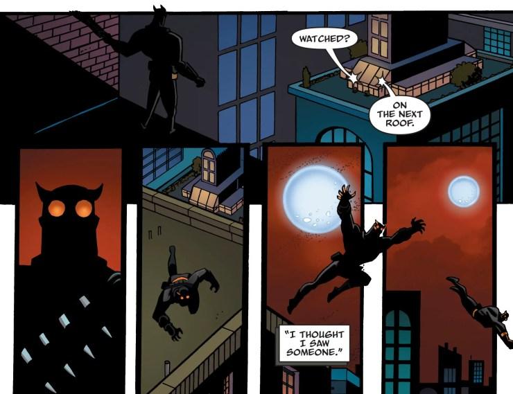 Batman: The Adventures Continue Season 2 #1