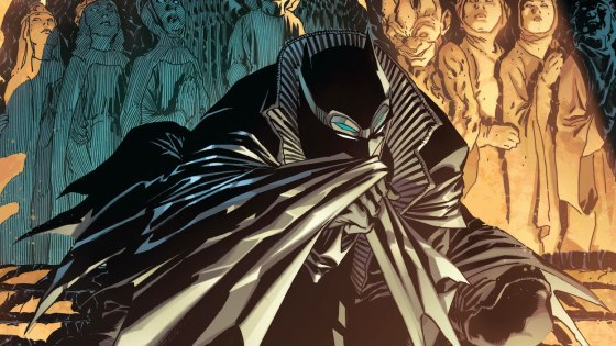 DC Preview: Batman: The Detective #2