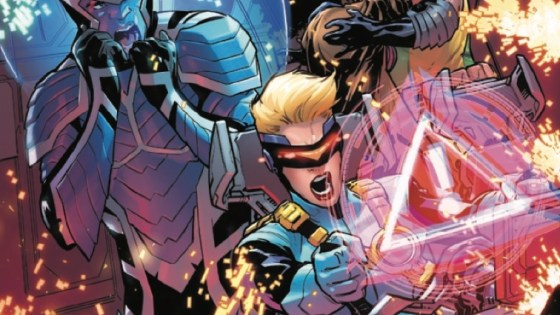 Marvel Preview: Children of the Atom #3