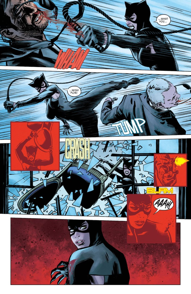 'Catwoman' #31 is a master stroke of misdirection