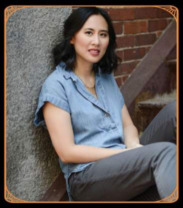 Celeste Ng credit Kevin Day Photography_with frame-min