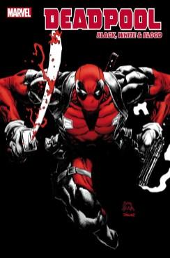Deadpool August 2021 Marvel Comics solicitations