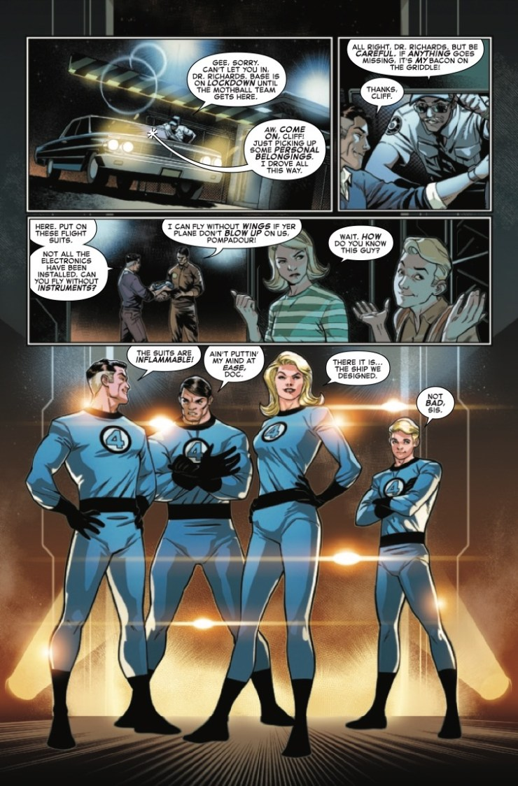 Fantastic Four: First Family #1