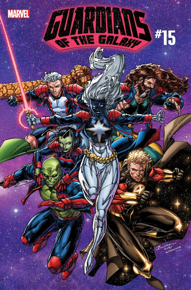 Marvel First Look: 'Guardians of the Galaxy' #15 sets 'The Last Annihilation' into motion