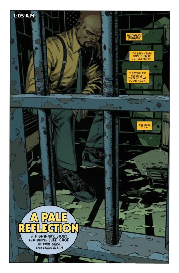 Marvel Preview: Heroes Reborn: American Knights #1