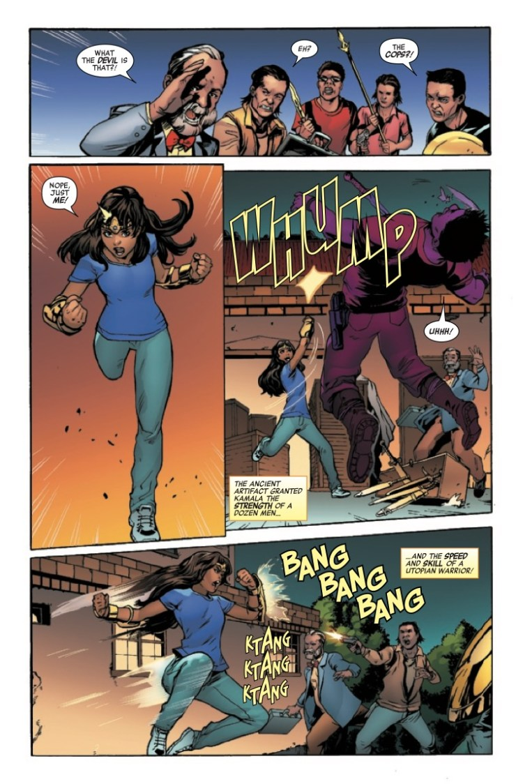 Marvel Preview: Heroes Reborn: Young Squadron #1