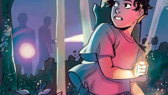 'Home' #2 unpacks Juan's mysterious superhero abilities