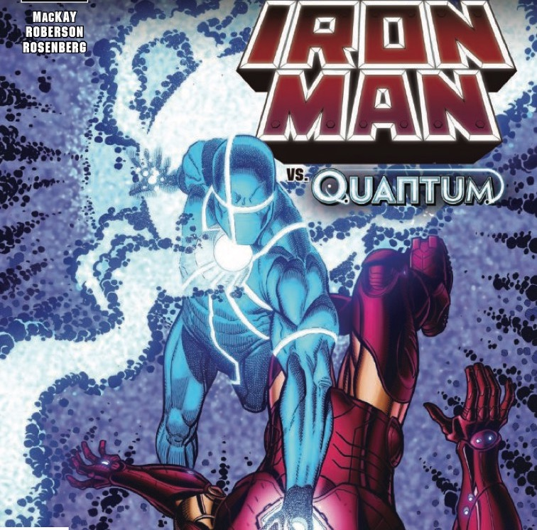 'Iron Man Annual' #1 gets at the heart of Iron Man