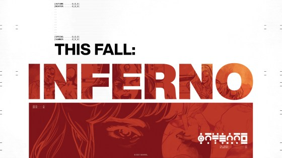 Marvel Comics announces new X-Men series 'Inferno' by Jonathan Hickman