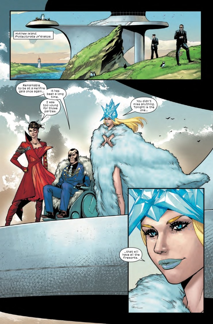 Marvel Preview: Marauders #21