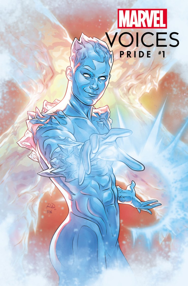 'Marvel's Voices: Pride' #1 variant covers revealed, by Dauterman, Anka and more