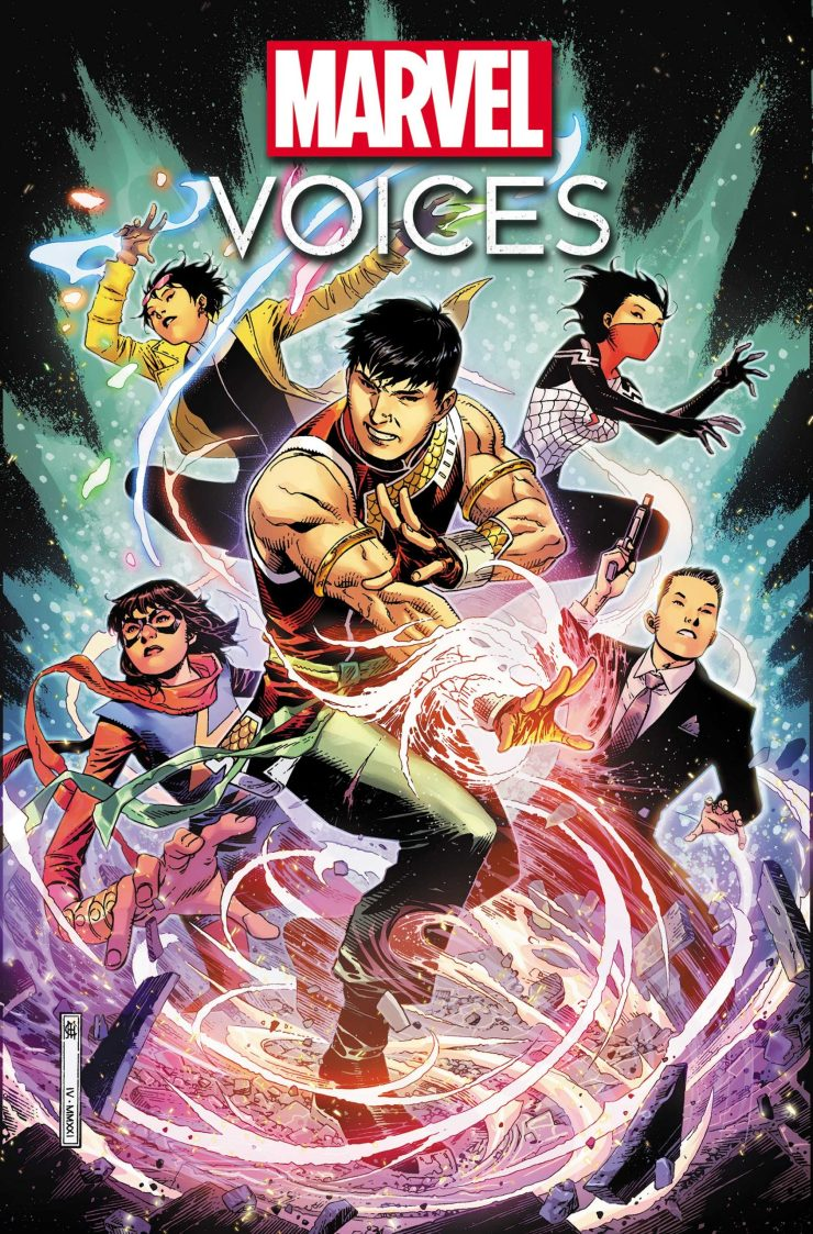 Marvel celebrates Asian Pacific American Heritage Month with 'Marvel's Voices: Identity'