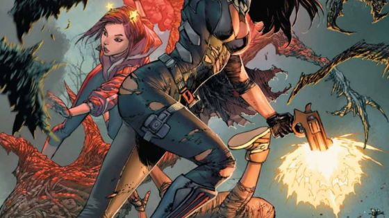 'Nocterra' #3 is a thrilling showdown between Val and Blacktop Bill