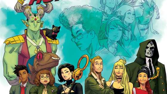 Marvel celebrating 'Runaways' 100th issue with giant-sized issue