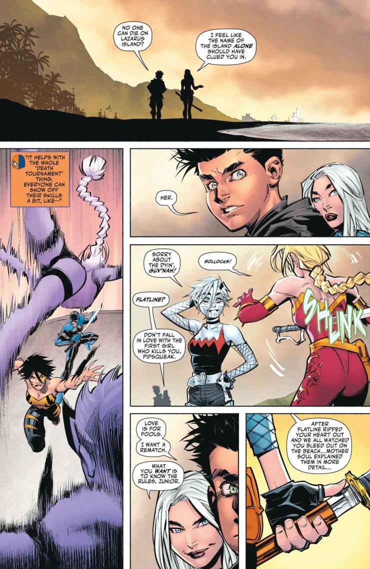 Robin (2021-) #2