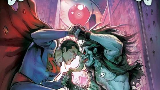 DC Comics announces 'Superman vs. Lobo' #1 out in August